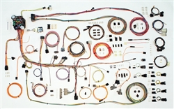 WIR 2501 2T firebird classic update complete wiring harness kit 1968 firebird engine wiring harness at metegol.co