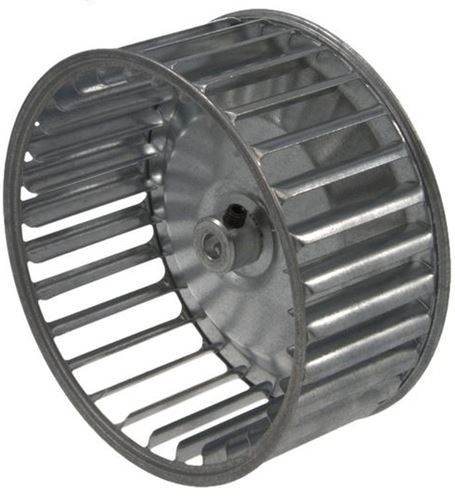 1967 1981 New Heater Fan Blower Motor Wheel Squirrel