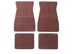 1973 1981 floor mats dark red for 1979 trans am floor mats