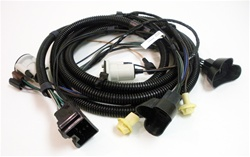 1972 - 1973 Firebird and Trans Am Front Light Wiring Harness