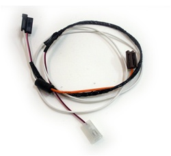 1974 1978 tachometer wiring harness with h e i distributor