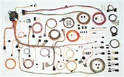 1969 firebird classic update complete wiring harness kit rh firebirdcentral com gibson firebird wiring harness 1968 firebird wiring harness