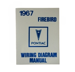 1967 Firebird Wiring Diagram Manual