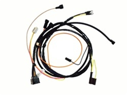 1969 Engine Wiring Harness, V8 with Manual Transmission on radio harness, oxygen sensor extension harness, alpine stereo harness, dog harness, suspension harness, nakamichi harness, electrical harness, safety harness, obd0 to obd1 conversion harness, maxi-seal harness, cable harness, pony harness, amp bypass harness, engine harness, pet harness, battery harness, fall protection harness,