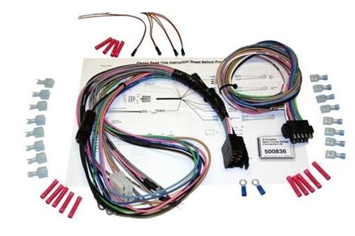 Gauge Wiring Harness - Diagram Schematic Ideas on
